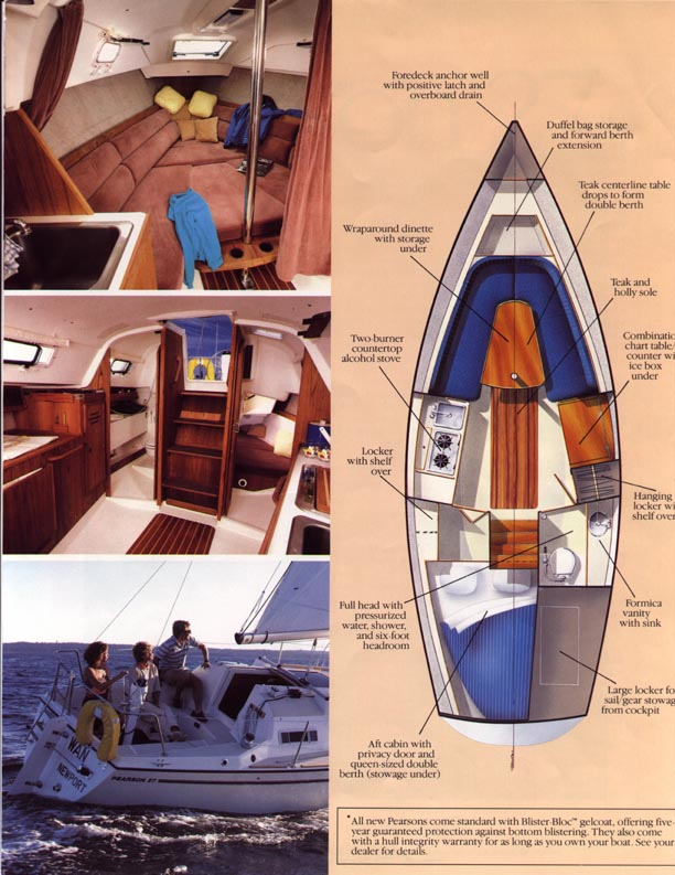 Trailerable pocket cruiser with standing headroom    - SailNet Community